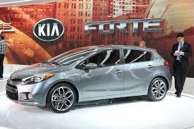 hatchback cars kia 2014 kia forte 5 door debuts with 201hp turbo gdi video