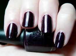 let them have polish o p i black cherry chutney