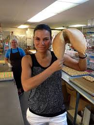 largest fortune cookie lady fortunes inc breaks guinness world