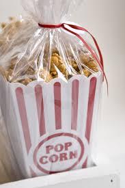 popcorn wedding favors caramel popcorn wedding favors ruffled