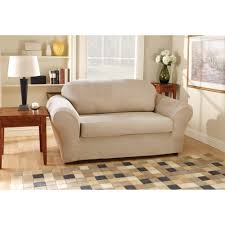 Slipcover For Oversized Chair And Ottoman Decorating Adorable Design Of Sure Fit Sofa Slipcovers For Chic