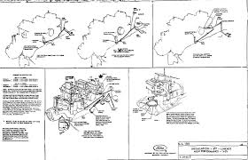 ford 6v tech ford 6v carburetion systems