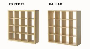 Kallax Ikea Discontinues Expedit Shelving Ikea Kallax Is The New
