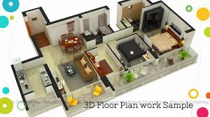 3d floor plan services 3d floor plan rendering services 3d interactive floor plans youtube
