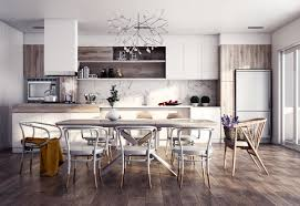 Rustic Dining Room Table White Long Kitchen Table At Rustic Dining Table Artsitic White Pendant