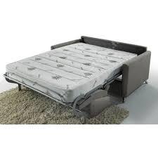 surmatelas canapé canapé convertible d m luigi tissu gris foncé