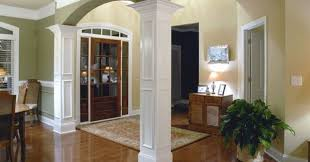 interior columns for homes dining room columns dining room columns home interior decorating