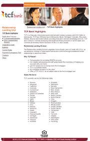 tcf bank u2014 codeword sierra