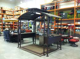 Patio Canopy Home Depot by Walker Grill Gazebo Home Depot For 899 For The Home