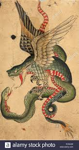 tattoo dragon stock photos u0026 tattoo dragon stock images alamy