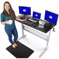 Standing Sitting Desk by Stand Steady Standing Desks Converters Sit Stand Desk U0026 Accessories