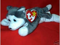 nanook husky dog ty beanie baby looks like eight below for sale