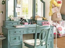 Vanity Desk Mirror Vanity Desk With Mirror And Lights 13 Fun Diy Makeup Organizer