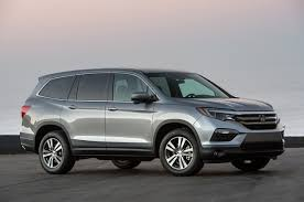 honda pilot size comparison the best three row midsize suv wirecutter reviews a york