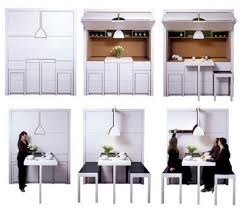 space saving kitchen furniture multifunction kitchen table easy tricks to create multifunction