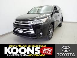 lexus annapolis used cars new toyota highlander in annapolis md inventory photos videos