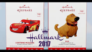 hallmark keepsake ornaments pixar 2017 cars 3 lightning mcqueen