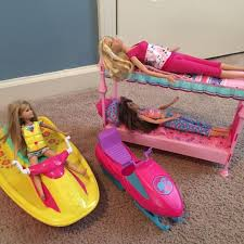 Barbie Bunk Beds Find More Barbie Bunk Bed Ski Doo Snowmobile With Barbies For
