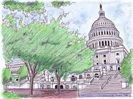 George Washington University Campus Map by Sketch Of Capitol Building Dc Google Search George Washington