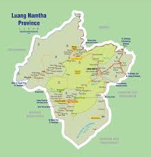 Map Of Laos Free Maps Online Ecotourism Laos