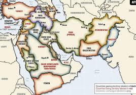 world map pakistan karachi an intriguing idea redrawing the muslim world map