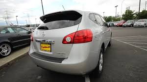 silver nissan rogue 2013 nissan rogue s special edition silver stk dw129942