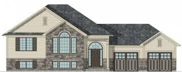 raised bungalow house plans house plans canada stock custom