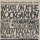 The Rock Garden Covent Garden Europeans And How We Live Gigography