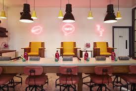 Top Shop Nail Bar Our Beauty Treatments Holborn Parlour Cheeky Nails U0026 Cosmetics
