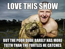 Missing Teeth Meme - turtle man live action by daggerlight39 meme center