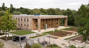 Der Haus Oder Das Haus Neubau Bürogebäude