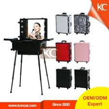 professional makeup stand professional cosmetic trolley with l makeup with