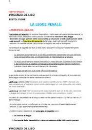 dispense diritto penale riassunto diritto penale fiore docsity