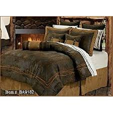 amazon black friday bedding amazon com cowboy branded western bedding set queen home u0026 kitchen