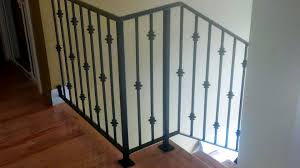 Iron Banister Rails Interior Railings Ma Ri Ornamental Wrought Iron Rails Spiral