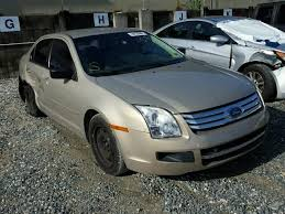 2007 ford fusion s 2007 ford fusion s for sale fl miami salvage cars