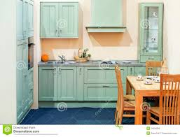 classy kitchen interior stock photo image 34634290