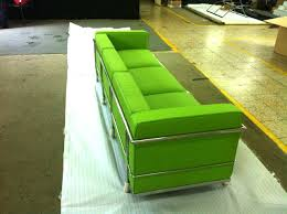 Green Leather Sectional Sofa 13 Lime Green Leather Sofa Carehouse Info