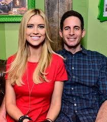 Home To Flip Tv Show Christina And Tarek El Moussa Walk The Red Carpet Together At The