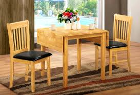 dining table set with leaf apartments small drop leaf table sets