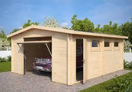 Summer Garden Sheds - hansa24 group premium garden log cabins