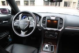 chrysler steering wheel first drive 2015 chrysler 300 digital trends