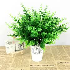Home Decor Artificial Plants Online Get Cheap Decorative Fake Plants Aliexpress Com Alibaba