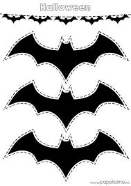 halloween ideas u0026 activities bat template bats bat pattern