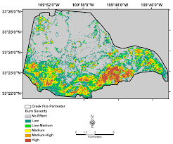 Usgs Wildfire Data by Wr Geography