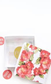 floral gift box diy gift boxesmaritza