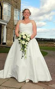 Marriage Dress For Bride Mother U0027s Wedding Dress Is Made Into Baby Burial Gowns Daily Mail