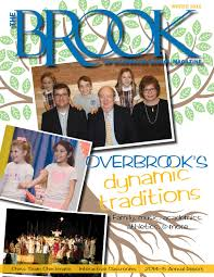 the brook by overbrook issuu