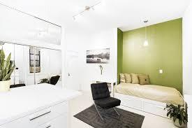 Studio Bedroom Apartments 10 Ways To Make A Studio Apartment Feel Bigger 6sqft