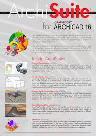archisuite flyer cigraph pdf catalogues documentation